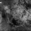 K2-15 / vdB-Ha24 / vdB-Ha54 region in Vela,                                Michel Lakos M.