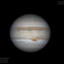Jupiter , White Oval and GRS,                                Ecleido  Azevedo