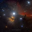 Barnard 33 Nebulosa Cabeza de Caballo,                                Astrofotógrafos