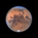 Mars October 9 2020,                                Kevin Parker