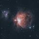 Orion Nebula M42,                                Derek Foster