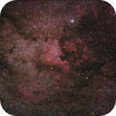North America and Pelican nebulas region,                                Ivaylo Stoynov