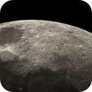 Four Pictures of the Moon at 47% Illumination,                                Chuck's Astrophotography