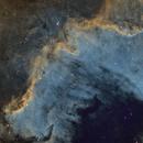 NGC-7000 The Wall,                                Eddie_R