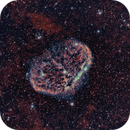 Ngc 6888 Bicolor,                                Peppe.ct