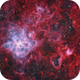 Tarantula Nebula NGC 2070 RGB +Bicolour Narrowband,                                Andy 01