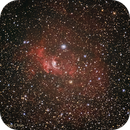 Bubble Nebula NGC7635 (RGB),                                Philippe Oros