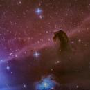 Horsehead Nebula in Orion,                                tjschultz2011