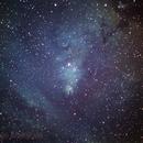 Cone Nebula,                                Rodrigo Andolfato
