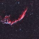 East Veil Nebula SHO,                                Murat SANA