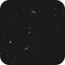 NGC 4536-4527 Virgo Galaxy (Crop),                                Al_Zinki