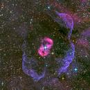 NGC 6164,                                Miles Zhou