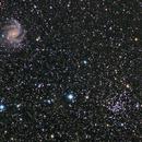 Fireworks Galaxy NGC 6946,                                Michael Poelzl