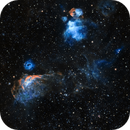 NGC2020 & 2014 Reprocessed,                                Damien Finlayson