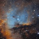 NGC 281 SHO, RGB stars,                                Murtsi