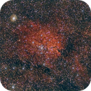 NGC 6820_NGC 6823,                                Lensman57