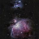 M42 Orion Nebula,                                Cyril NOGER