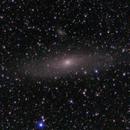 My first Andromeda process,                                drekbad