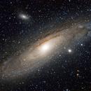 Andromeda Galaxy M31,                                zeppo