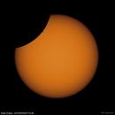 Solar Eclipse - 2015/03/20UT1026,                                Adriano Valvasori