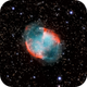 M27_Dumbell_Nebula Feb 2016,                                scott