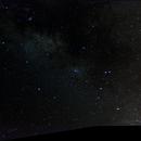 M7 (NGC 6475) – M6 (NGC 6405-Aglomerado da Borboleta).,                                Cicero Lopes Neto