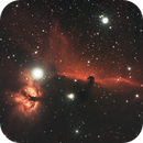 Horsehead nebula,                                carl monfils