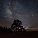 Milky Way and Storms,                                Sean Mathews
