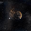 IC443  La nébuleuse de la méduse,                                JLastro