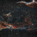 Veil NGC 6960,                                francopanetta