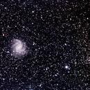 NGC 6946 + 6939,                                Aurelio55