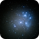 The Pleiades with reflection nebula,                                Isa's Astrophotography Atelier
