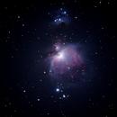Orion Nebula M42,                                David Carr