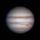 Jupiter - 22 March 2015 - 2305UT,                                Roberto Botero