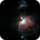 The Orion and Running Man Nebulas,                                Craig Goble