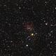 The Spider Nebula,                                Jirair Afarian