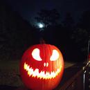 Full Blue Moon of Halloween 2020,                                Van H. McComas