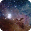 a bit of the Milky Way,                                astrobiscuit