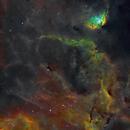 Sh2-101 - Tulip Nebula with Cyg X-1 Bow Shock,                                Yannick Akar