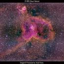 IC 1805 (Heart Nebula),                                Astroview1