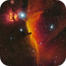 Horsehead Nebula,                                Pawel Zgrzebnicki