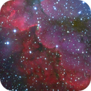 ngc7380  --  Wizard Nebula  --  LRGB,                                Michael Sherick