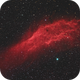 California nebula HaRGB at 135mm,                                Ben