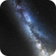 Milky way section,                                Vincenzo