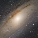 M31 Andromeda galaxy,                                Rolandas_S