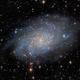 M33 Galaxy,                                Ulli_K