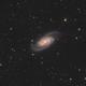 NGC 2903 in LRGB (and asteroid 447 Valentine),                                Volker Gutsmann