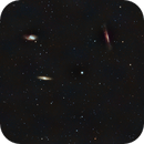 Leo Triplet (improved data set) LRGB,                                Nucdoc