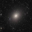 NGC 185. Alien stars.,                                Vlad Onoprienko
