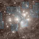 Brown dwarfs in the Pleiades (map),                                Giuseppe Donatiello